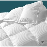 Highland Feather Szeget Down Comforte; Twin