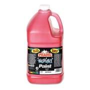 PRANG Crayola Washable Paint, 1 Gallon; Red