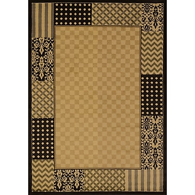 United Weavers of America Affinity Country Kitchen Ivory Area Rug; 5'3'' x 7'2''