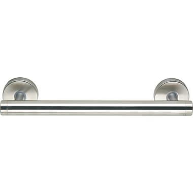 no drilling required Draad Assist Bar; Brushed Stainless