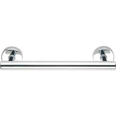 no drilling required Draad Assist Bar; Polished Chrome