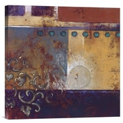 Global Gallery Morning Dream II by Susan Osborne Graphic Art on Wrapped Canvas