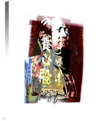 Global Gallery Mao II by Suzanne Silk Graphic Art on Wrapped Canvas