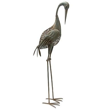 National Tree Co. Crane Decoration Lawn art/Figurine