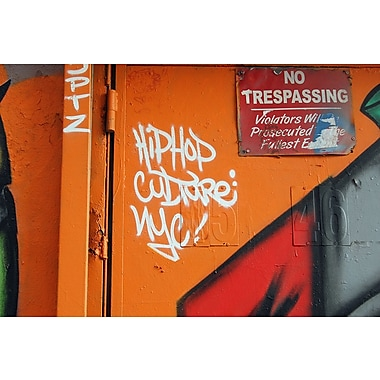 Graffitee Studios Urban Hip Hop Culture NYC Photographic Print on Wrapped Canvas