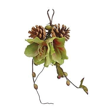 Fantastic Craft Amaryllis Hanging Plant; Green