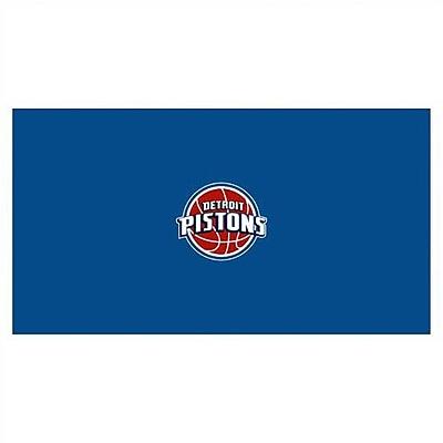 Imperial International Detroit Pistons Billiard Table Cloth