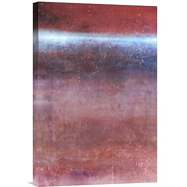 Global Gallery Trace I by Kay Daichi Painting Print on Wrapped Canvas