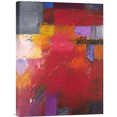 Global Gallery Sunshine by Hooshang Khorasani Painting Print on Wrapped Canvas