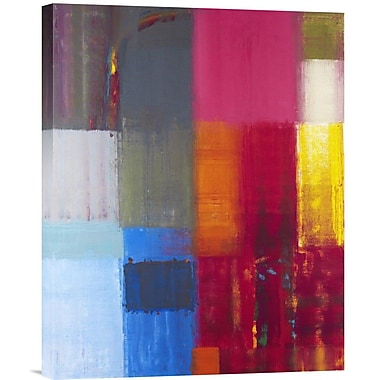Global Gallery Persian Dawn #2 by Hooshang Khorasani Painting Print on Wrapped Canvas