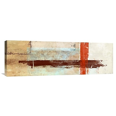 Global Gallery Colorscape by Alessio Aprile Painting Print on Wrapped Canvas