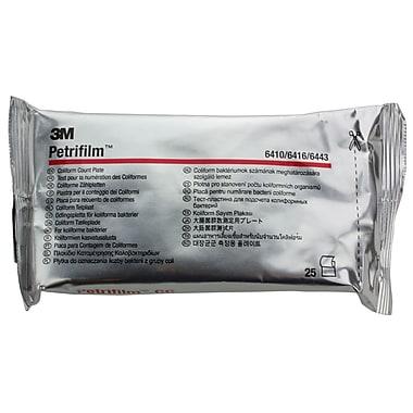 3M Petrifilm Coliform Count Plate, 50/Pack