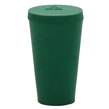 Plasticoid Company Neoprene Stopper, Size 00, Pack