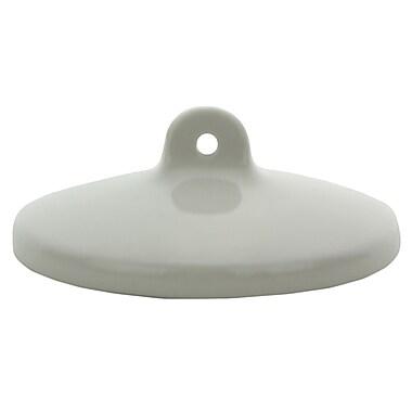 CoorsTek Porcelain Crucible Lid
