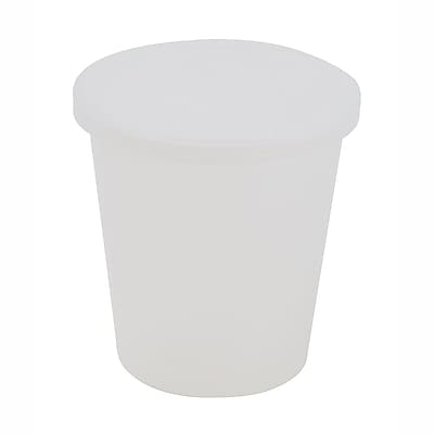 Dynalon Products Disposable Container, 240ml, 250/Case