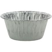 Eagle Thermoplastics, Inc. Aluminum Weigh Dish, 100/Pack