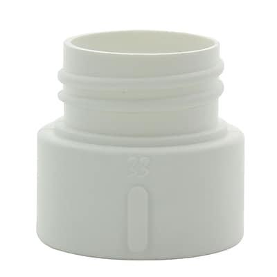 OI Inc Plastic Adaptor, White