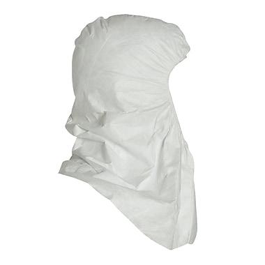 Midland Hood Pullover Shoulder Length, White, 100/Case