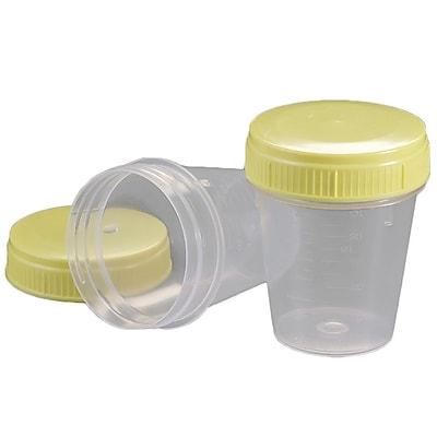 Simport Scientific Disposable Specimen Container, 128 ml, 500/Case