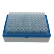 Simport Scientific Biotube Rack, Blue, 10/Case