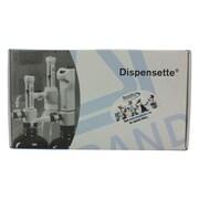 BrandTech Scientific, Inc Dispensette III Bottletop Dispenser, 10 ml