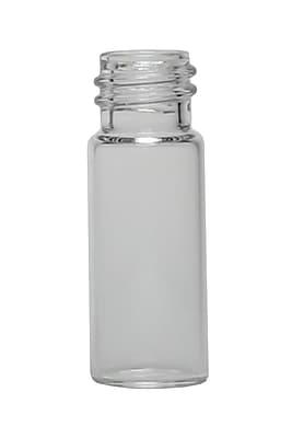JG Finneran Standard Opening Crimp Top Vial, 2ml, 1000/Case