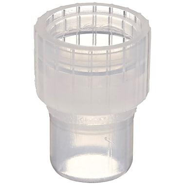 JG Finneran Polyethylene Snap Plug, 8mm, 1000/Case