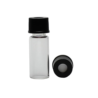 JG Finneran Vial with Screw Top Cap, 1000/Case