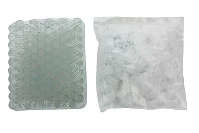 JG Finneran Vial Convenience Kit with Starburst Plug, 1 ml, 1000/Case