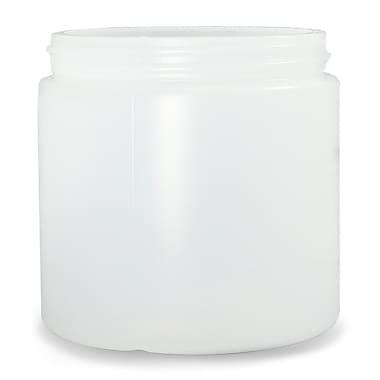 Qorpak Wide Mouth Round Bottle, 950 ml, 84/Case