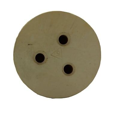 VWR Rubber Stopper, Size 9, 12/Pack