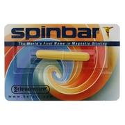 Bel-Art Products Magnetic Octagonal Stir Bar, Yellow, 50.8mm x 8mm