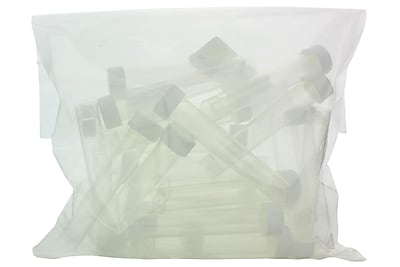 Stockwell Scientific Transport Vial with Screw Cap, 10ml, 500/Case