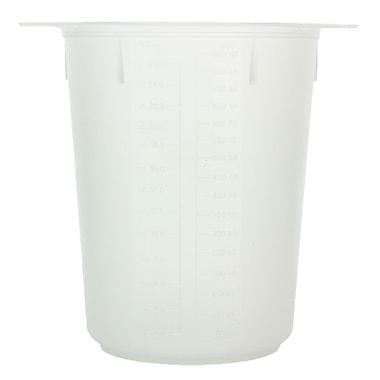Dyn-A-Med Products Tri Stir Beaker, 800ml, 100/Case