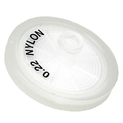 Maine Manufacturing Nylon Syringe Filter, 500/Pack