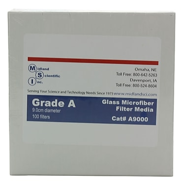 IW Tremont Filter Paper, Grade A, 3.54