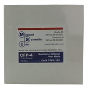 """IW Tremont Filter Paper, 5.9"""", 100/Pack"""