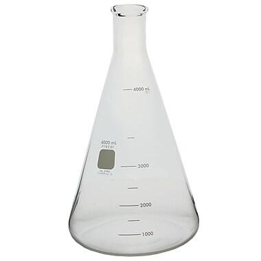 Pyrex Erlenmeyer Flask, 4000ml