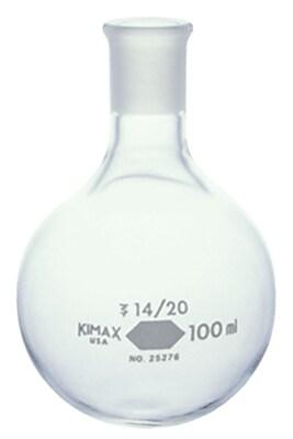 Kimble Chase LLC Round Bottom Short Neck Flask, 12/Case
