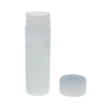 Kimble Chase LLC Scintillation Vial with Unattached Cap, 7ml, 1000/Case