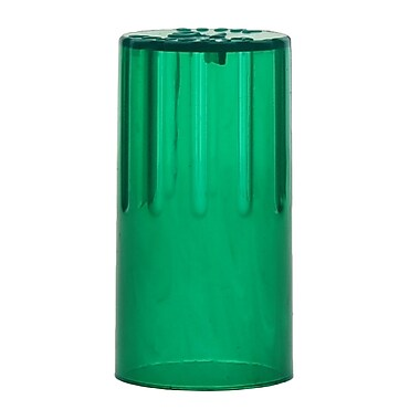 Kimble Chase LLC Culture Tube Cap, Green, 16mm, 1000/Case