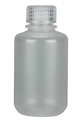 Nalge Nunc International Corp Autoclavable Narrow Mouth Bottle, 125 ml, 72/Case