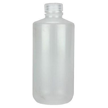 Nalge Nunc International Corp Autoclavable Narrow Mouth Bottle, 1000 ml, 6/Pack