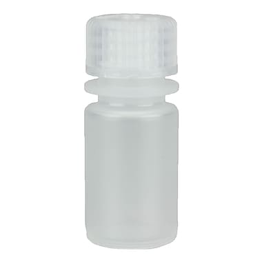 Nalge Nunc International Corp Autoclavable Narrow Mouth Bottle, 15 ml, 12/Pack