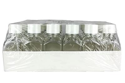 Nalge Nunc International Corp Square Media Bottle, 250 ml, 24/Pack