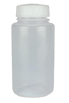 Nalge Nunc International Corp Teflon FEP Wide Mouth Bottle, 250 ml