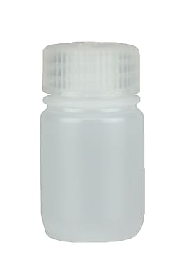 Nalge Nunc International Corp Lab Quality Wide Mouth Bottle, 30 ml, 12/Pack