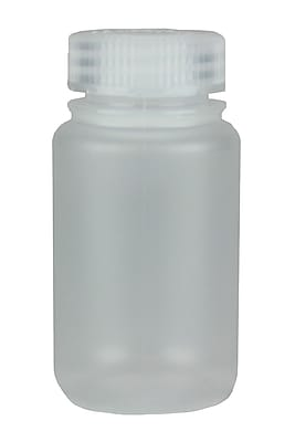 Nalge Nunc International Corp Lab Quality Wide Mouth Bottle, 250 ml, 12/Pack