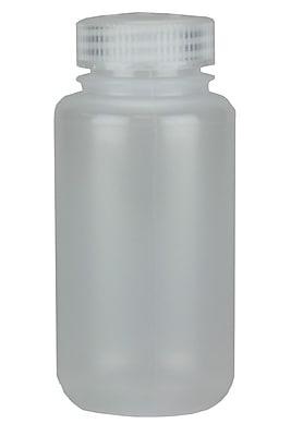 Nalgene Lab Quality Wide Mouth Bottle, 500mL, 12/Pack (NALGENE 2105-0016 PK)