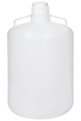 Nalge Nunc International Corp Large Narrow Mouth Bottle, 8000 ml